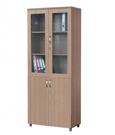 Tủ tài liệu gỗ 190 TG04K-2