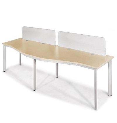 Những mẫu bàn làm việc chân sắt nổi bật